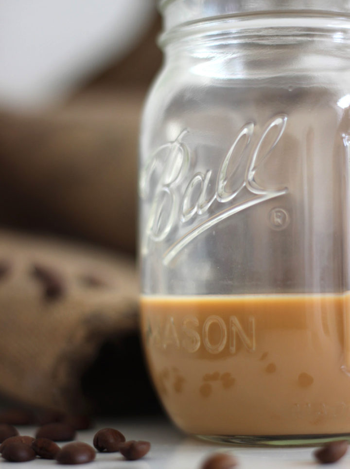 Ball Mason Jar Regular 16oz Kaffeezubereitung