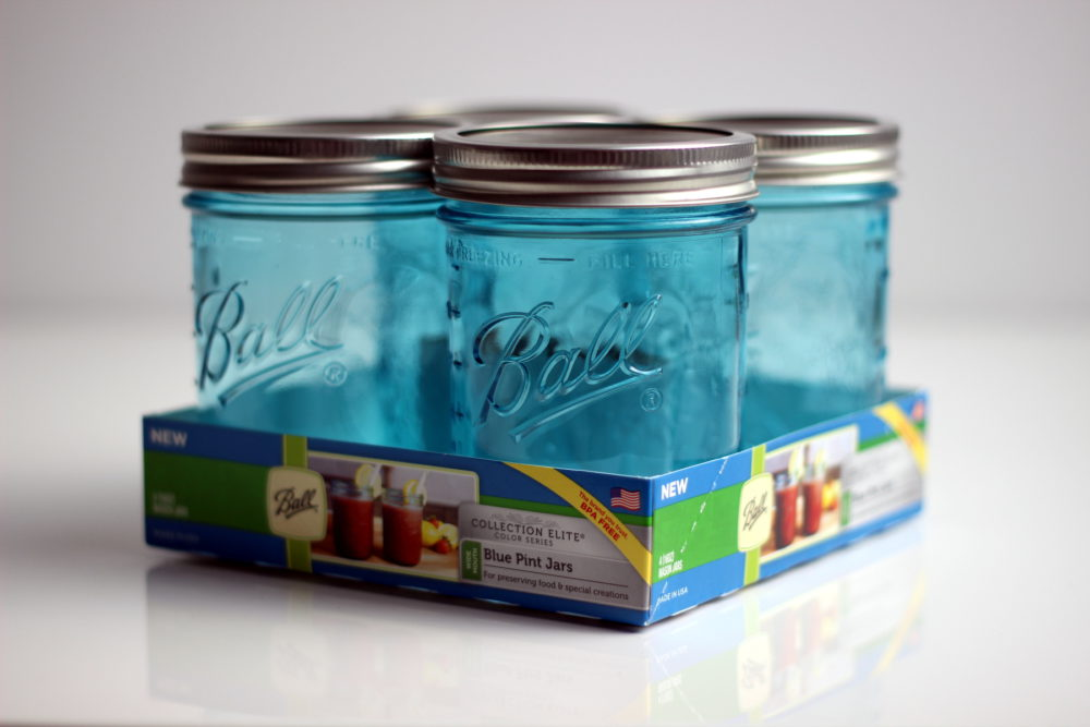 Elite Ball Mason Jars 16oz im Viererpack