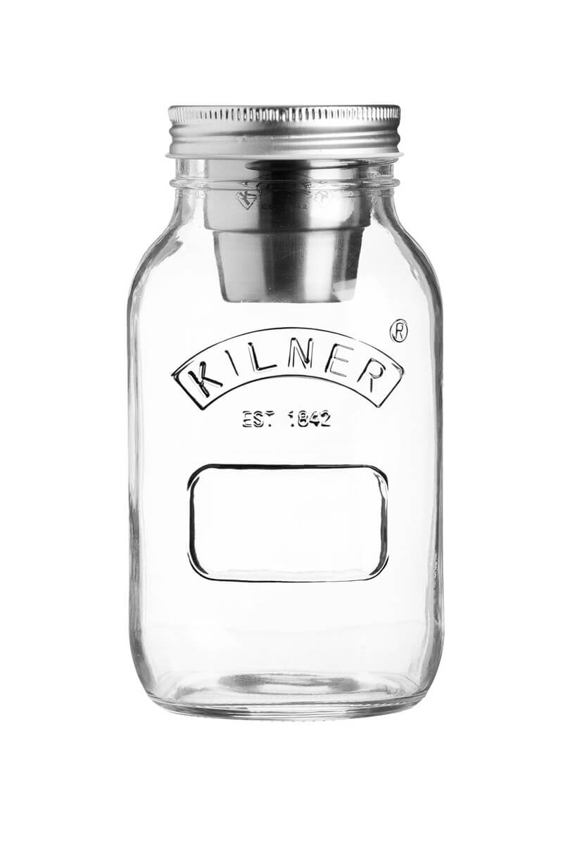 Müslibecher To Go Kilner Jar 1000ml